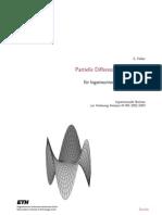 Felder - 2008 - Partielle Differenzialgleichungen Fuer Ingenieurinnen Und Ingenieure