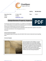 04-ComSpec Property Inspection Report - Sample