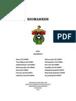Makalah Biomarker Epidemiologi Kel.4 Kls b