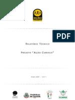 2011 Relatório Técnico Ação Curvelo - mar e abr
