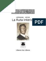 La Ruta Interior_Hermann Hesse