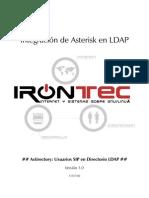 Asterisk LDAP