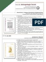 Cuadernos Antropologia Social UBA