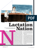 Lactation Nation by Sarah Bird for Texas Monthly