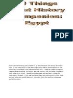 Things Companion Egypt