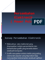Persembahan Elektronik(Power Point)