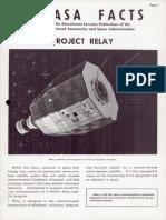 NASA Facts Project Relay