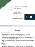 Tratamento de problemas NP-Difíceis