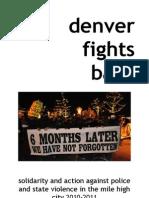 Denver Fights Back