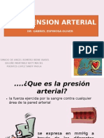 Hi Per Tension Arterial Seminario Medicina V