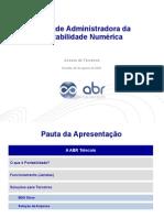 GOP_CP_Apresentação Solução BDT para TCR_20100820_v1.1