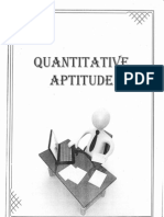 Cpt Quantitative Aptitude Notes Pdf