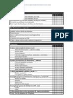 informe de evaluación