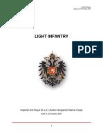 Light Infantry for 4gw