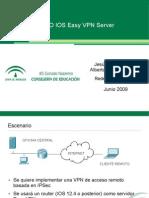 Cisco Ios Easy VPN Server