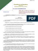 Lei 11.415_Carreiras Do MPU