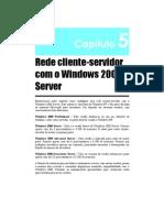 Cap05 - Montando Uma Rede Cliente-servidor