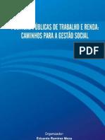Caminhos para a Gestão Social de Políticas Públicas