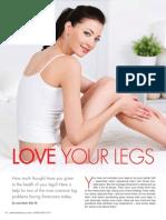 """LOVE YOUR LEGS"""