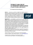 Profitability Analysis on Srtus