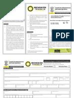 Requisitos Para Registro en CADPE