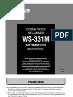 WS 331M English