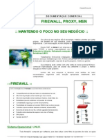 Intron Firewall Proxy