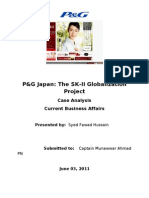 P&G Japan