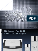 P&G Japan SK-II Globalization Project