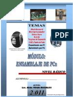 Manual de Ensamblaje de Pcs