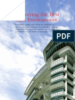 Delivering the Best Built Environment