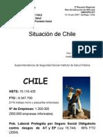 Chile Dra Belgica Bernales