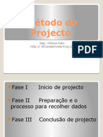 Método do Projecto