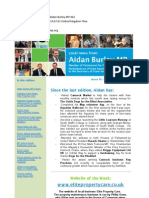 News Bulletin from Aidan Burley MP #16