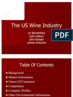 US Wine Industry
