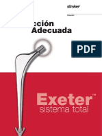 Folleto Exeter Sistema Total