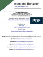 The Soft Classroom