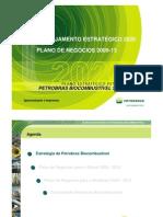 Plano Est. Biocombustivel