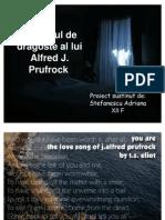 Cântecul de dragoste al lui Alfred J