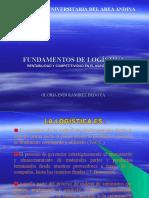 1.1.1.Fundamentos de log¡stica. D.S.A.