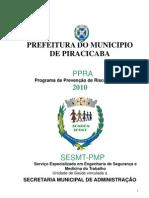 PPRA 2010