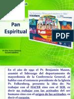Plan Pan Espiritual 2012 Suscripciones