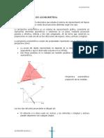 DEFINICION DE AXONOMETRIA