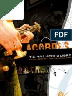 Esperanza de Vida - Me Has Hecho Libre Acordes Chord Sheet)