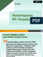 15  Pembelajaran IPS Terpadu