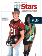 North Stars - Northern New Mexico's Top Prep Athletes 2010-2011