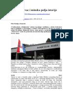 Jasenovac i Minska Polja Istorije