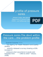 General Profile of Pressure Sores