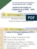 2da Reunión Técnica Hospitales FAR 080507 vero