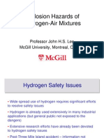 Ireland Hydrogen Safety